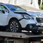 Head-On Crash in Nobleboro Injures One