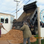 Conservation Work Begins at Pemaquid Mill