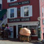Giant Pumpkins Arrive in Boothbay Harbor