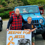 'Jeepin' for Jesse' Cheers Young Cancer Patient in Boothbay Harbor