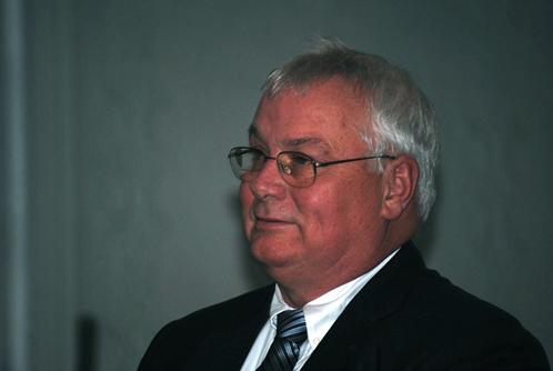 Rev. Rick Newell