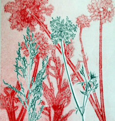 """""""Field Fauna"""" by Kay Miller."""