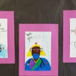 Students Express Creativity, Thanks