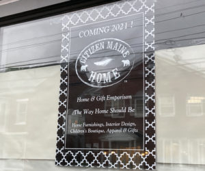 Citizen Maine, an online apparel shop, will expand its range of products as it opens a new storefront at 93 Main St. in downtown Damariscotta. (Hailey Bryant photo)