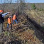 Dresden Board of Appeals visits Ballard Road Gravel Pit