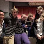 LA Debate Team Earns Leading Chapter Award