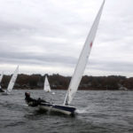 Lincoln Academy Sailor Wins First of Portland Series
