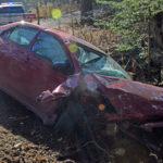 Newcastle Woman Flown to Hospital after River Road Crash