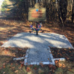 Garden Club Renovates Blue Star Memorial