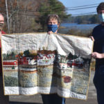 Clamshell Quilters Give Away Scenic Scenes Quilts