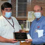 LincolnHealth's Food Service Director Earns Excellence Award