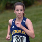 MVHS Runners Daigle and Parent Finish Season Undefeated