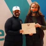 Waldoboro Senior Receives President's Volunteer Service Award