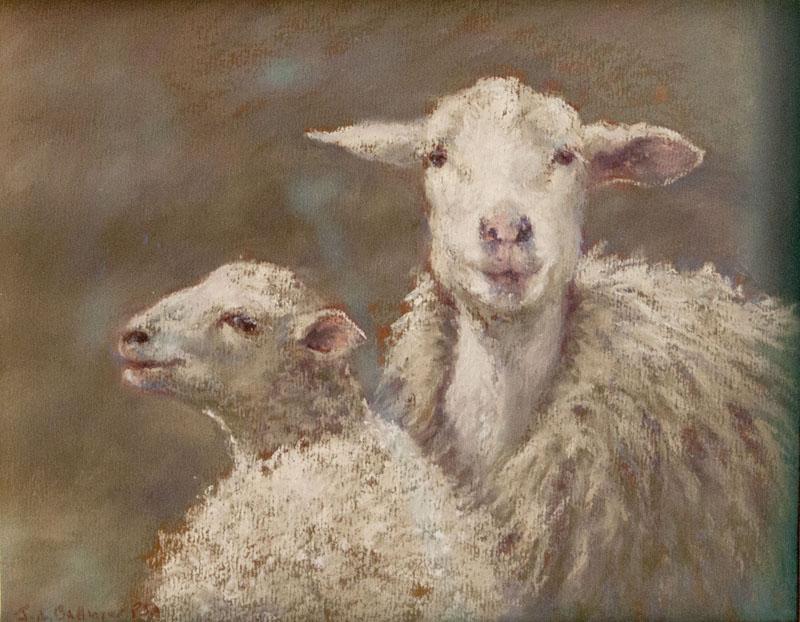 """My Mom"" by Joann Ballinger."