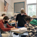Students Hold Mock Election
