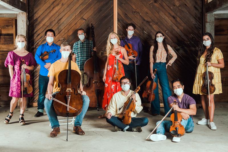 Palaver Strings (Photo courtesy Christina Wnek)