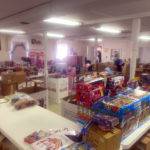 Wiscasset Toys for Tots Supplies Gifts for Nearly 700