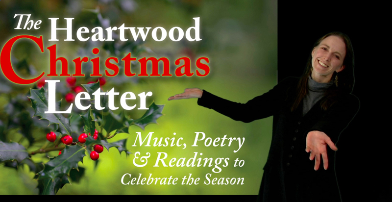 """Mary Boothby is a reader in Heartwood Regional Theater Company's """"Christmas Letter,"""" available online from Dec. 11 to Jan. 3. For details, see heartwoodtheater.org."""