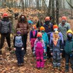 Maxmin Visits Juniper Hill School