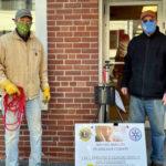 Lions, Rotarians Start Annual Kettle Drive