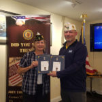 Waldoboro Legion Commander Recognized