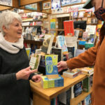 Maine Author Launches Book Sales at Sherman's