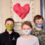 Mexicali Blues Donates Masks