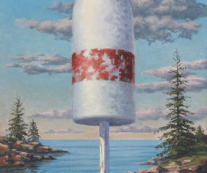 """""""It's about the Buoy"""" by Will Kefauver."""