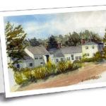 Westport Notecards Feature Local Art, History
