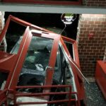 Defendant in Wiscasset Robbery Crashes Car Into Sheriff's Office