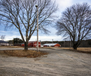 The future location of The Coffee Can on Route 1 in Waldoboro. (Bisi Cameron Yee photo, LCN file)
