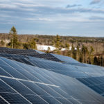 Solar Garden Nears Completion in Waldoboro