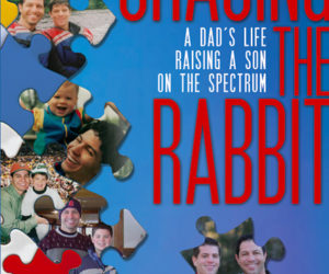 """The Friends of the Waldoboro Public Library will host a presentation by Derek Volk, bestselling author of """"Chasing the Rabbit: A Dad's Life Raising a Son on the Spectrum."""""""