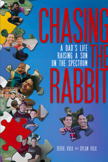 "The Friends of the Waldoboro Public Library will host a presentation by Derek Volk, bestselling author of ""Chasing the Rabbit: A Dad's Life Raising a Son on the Spectrum."""