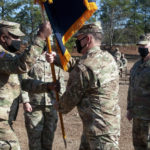 LA Graduate Takes Command of National Guard Battalion