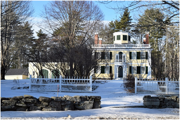 The Kavanagh mansion. (Photo courtesy Mike Christensen)