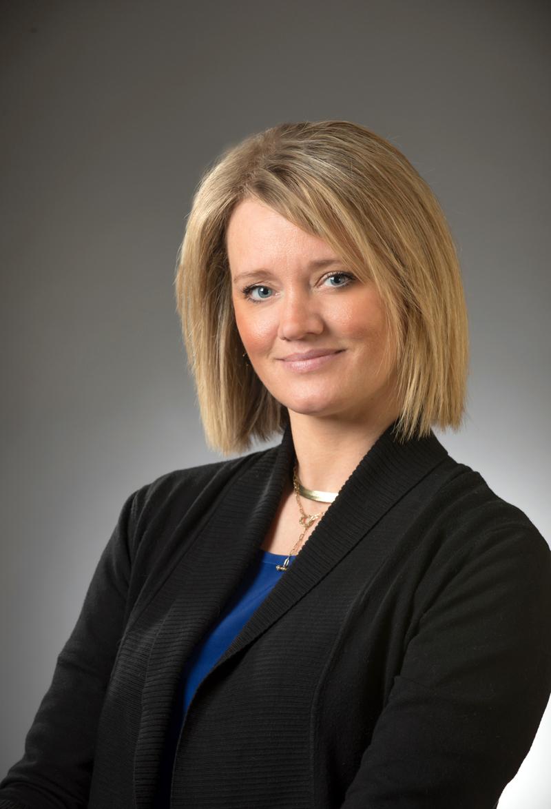 First National Bank Business Development Officer Alyssa Allen.