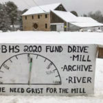 Community Supports Old Bristol Historical Society Campaign