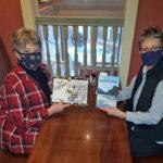 Local Authors Exchange New Books