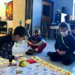 NCS Kindergarten Goes High-Tech