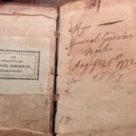 Attic Find is Pre-Revolutionary War Cookbook