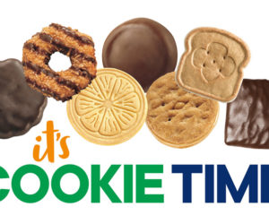 Sales of Girl Scout Cookies in Maine will begin Feb. 1.