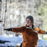 Active Peace: Snowshoe Yoga at the Hidden Valley Nature Center