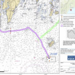Cable from Aqua Ventus Turbine to Make Land in Boothbay Region