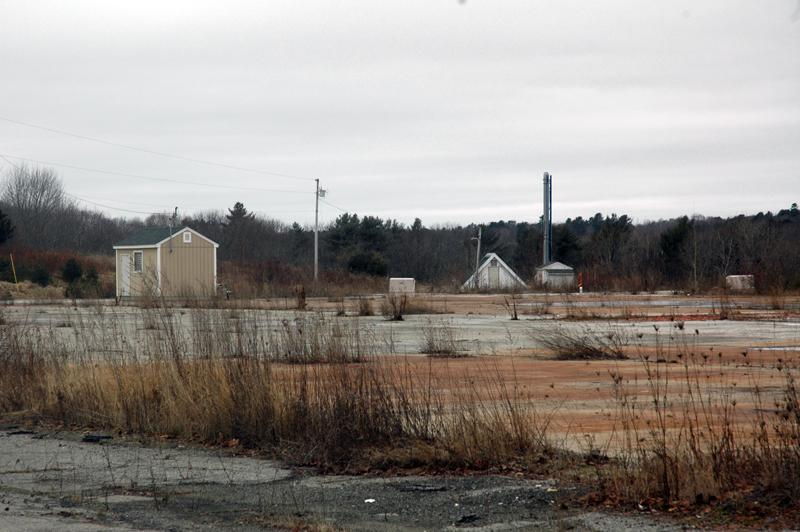 The former Sylvania property on Friendship Road in Waldoboro. (LCN file photo)