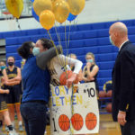 Glory Blethen Scores Her 1,000th Career Point