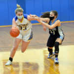 Oceanside Girls Net 17 3-Pointers in Win Over Boothbay