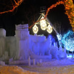 Ice Palace Opens in Boothbay