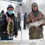 McFarland Bags Largest Fish in Legion Fishing Derby