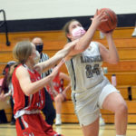 Windjammers Sail Past Lady Eagles